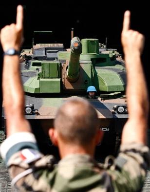 Image: Leclerc tank