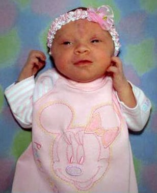 Abigale Lynn Woods in photo by the Franklin County (Mo.) Sheriff's Department.