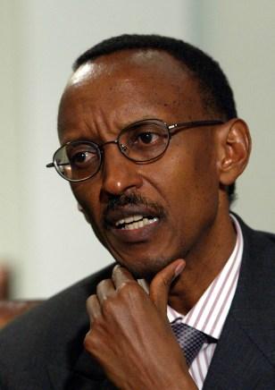 IMAGE: Rwandan President Paul Kagame