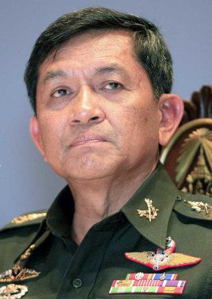 IMAGE: Gen. Sonthi Boonyaratglin