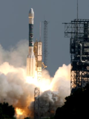 Image: GPS satellite launch