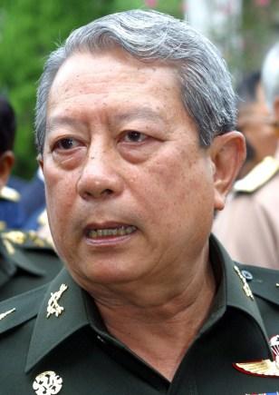 Image: Interim ThaiPrime Minister Surayud Chulanont