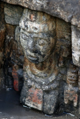 Image: Agricultural deity