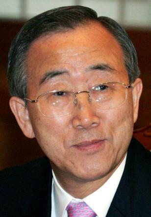 IMAGE: Ban Ki-moon
