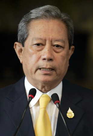 IMAGE: Thai Prime Minister Surayud