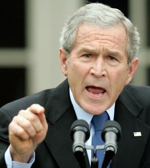 Image: President Bush