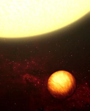 Image: Upsilon Andromeda b