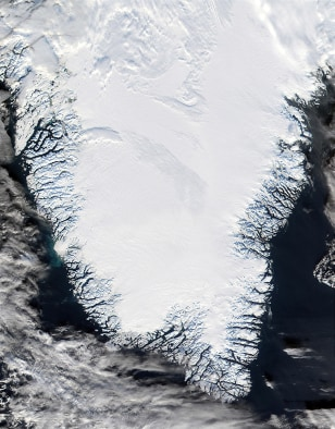 IMAGE: SOUTHERN TIP OF GREENLAND