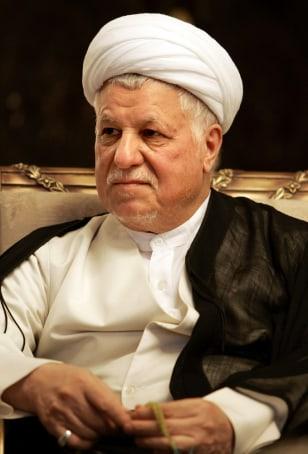 Image: Rafsanjani