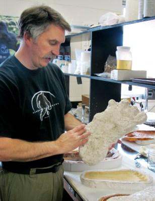 Jeffrey Meldrum, Bigfoot, Sasquatch