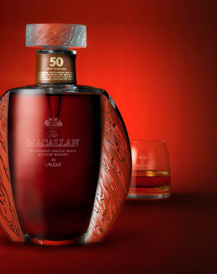 Image: Macallan Fifty Year Old