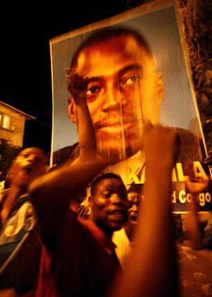 Image: Congolese celebrate