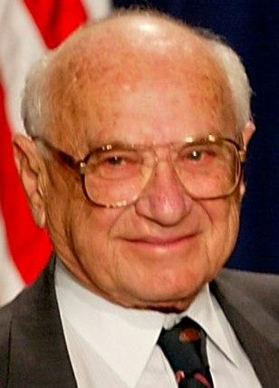 Image: Milton Friedman