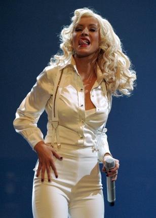 Image: Christina Aguilera