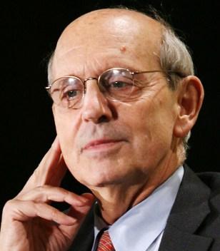 U.S. Justict Stephen Breyer
