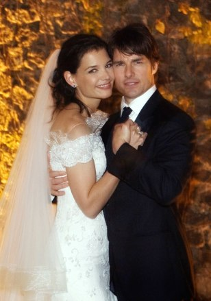 Image: Tom Cruise And Katie Holmes