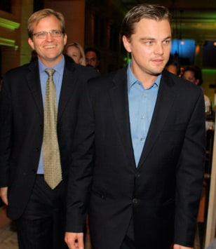 Image: Leonardo DiCaprio, Matt Petersen