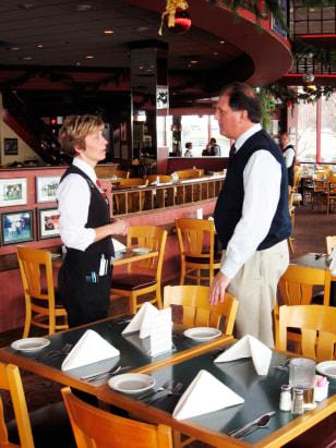 Restaurant talk