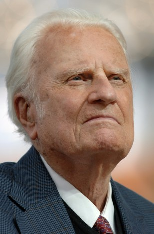 Image: Billy Graham