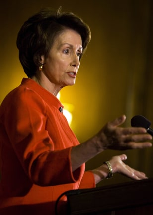 House Speaker Nancy Pelosi, D-Calif.,