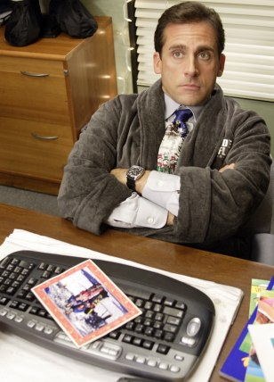 Steve Carell from NBC's 'The Office'