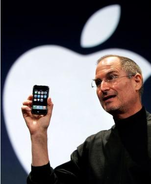 MacWorld, Steve Jobs