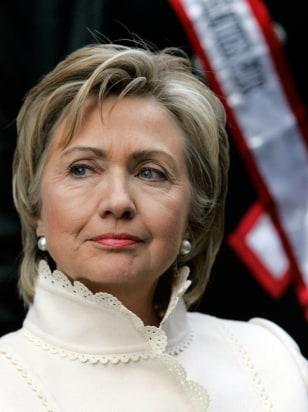 Senator Hillary Clinton, D-NY