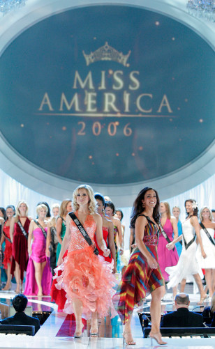Image: Miss America Pageant
