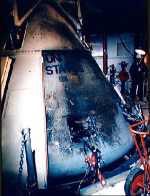 Apollo 012 Command Modul