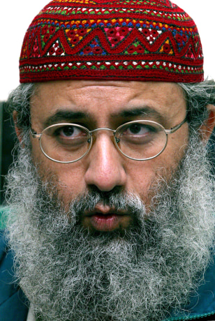 Image: Cleric Abdul Rashid Ghazi