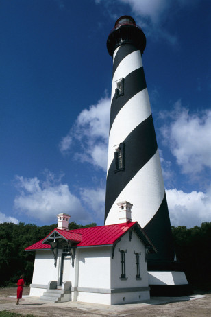 Image: St. Augustine lighthouse