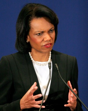 IMAGE: Condoleezza Rice.