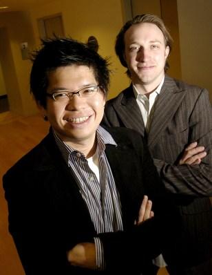 Steven Chen, Chad Hurley