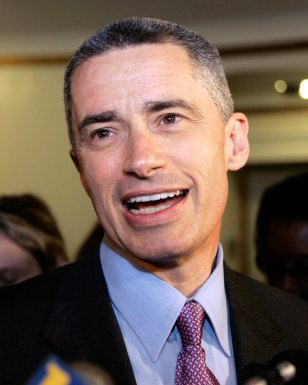 Former New Jersey Gov. James McGreevey