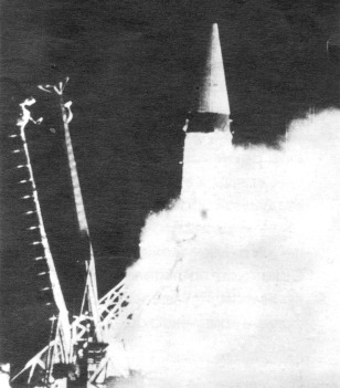 Image: R-7 launch