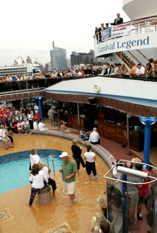 Image: Apprentice Legend Cruise Press Conference