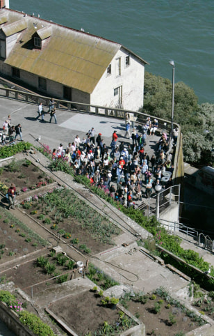 Image: Renovated Alcatraz