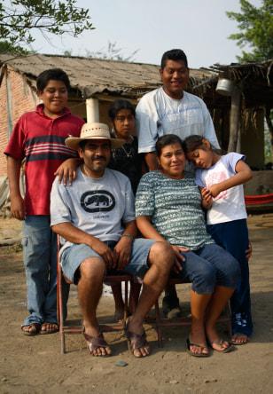 Image: Ramirez family
