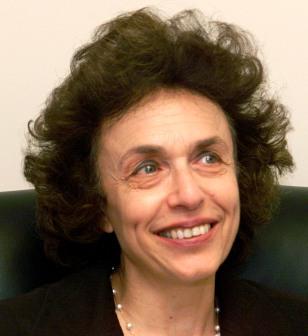 IMAGEW: Haleh Esfandiari, director of the Woodrow Wilson International Center for Scholars' Middle East program