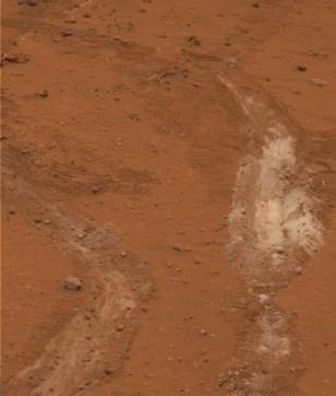 Image: Spirit soil