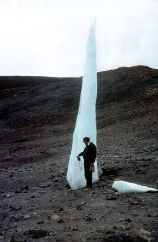 IMAGE: THOMPSON WITH ICE SPIRE