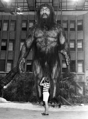bigfoot yeti meet science channel