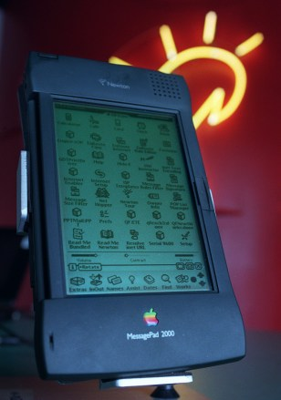 Image: Apple Newton MessagePad