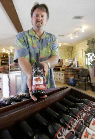 Image: Schnebly Redland's Winery