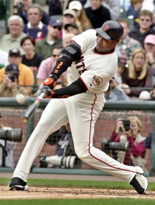 Image: Barry Bonds