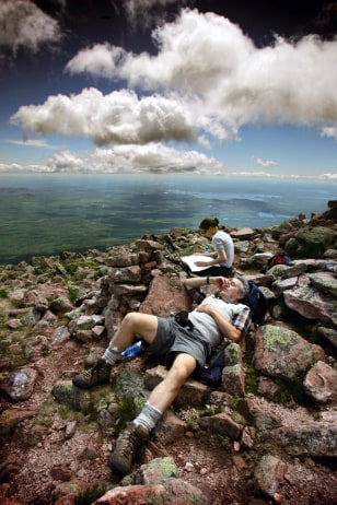 Image: Baxter State Park, Maine