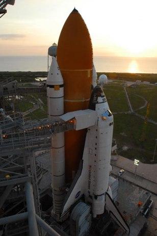 Image: Shuttle Endeavour