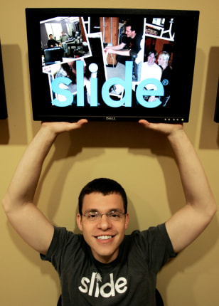 Image: PayPal co-founder Max Levchin