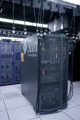 Image: Sun Microsystems data center