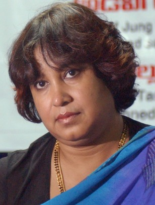 Exiled Bangladeshi Writer Attacked World News South And Central